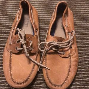 Men's Sperry shoes size 10.5